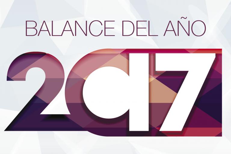 Balance del año 2017