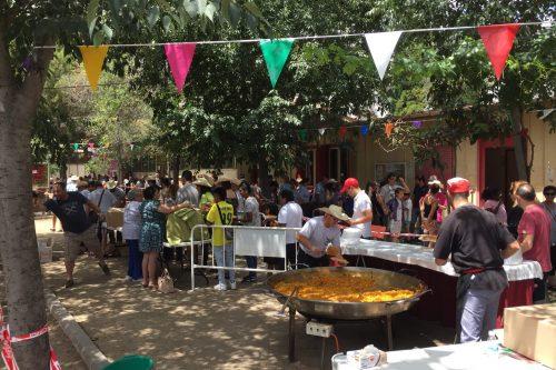 Fiestas del barrio del Aeropuerto 2017