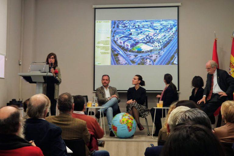 Presentación de Reinventing Cities 2 Madrid
