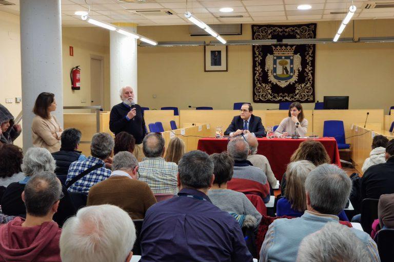 Sesión constitutiva del Foro Local de Barajas 2019-2023
