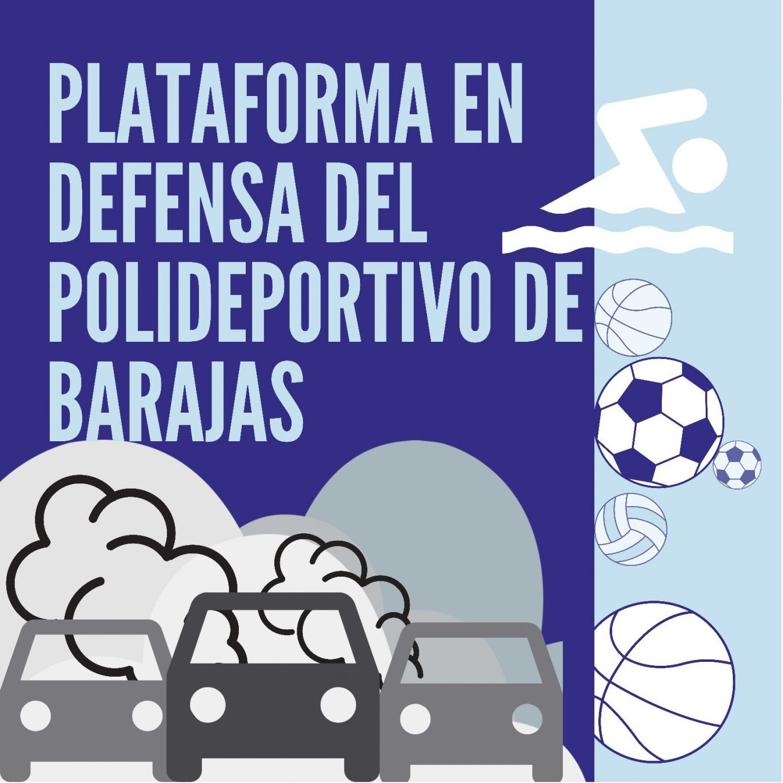 Plataforma en defensa del Polideportivo de Barajas
